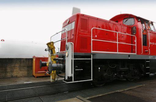 CDU fragt nach Diesellokomotiven