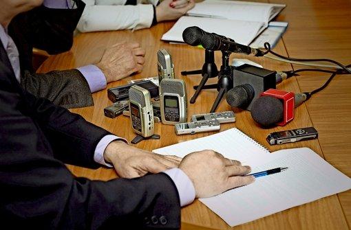 Auch der VGH findet, dass es kein Recht der Einwohner auf die Überlassung von Audiodateien von Ratssitzungen gibt. Foto: