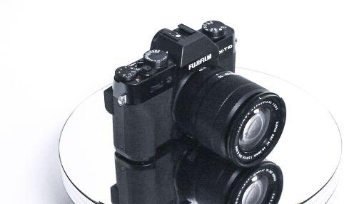 Fujifilm XT-10 - Videoansicht
