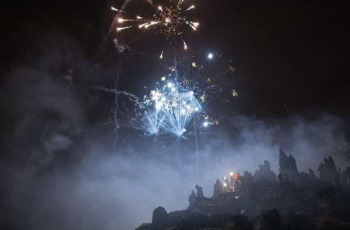 Umweltschützer: Kein privates Silvesterfeuerwerk