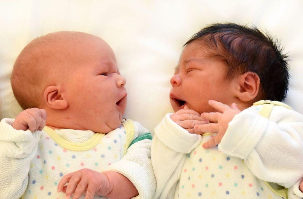 Willkommen im Leben – in Zukunft gibt es in Stuttgart nur noch vier Geburtskliniken. Foto: dpa