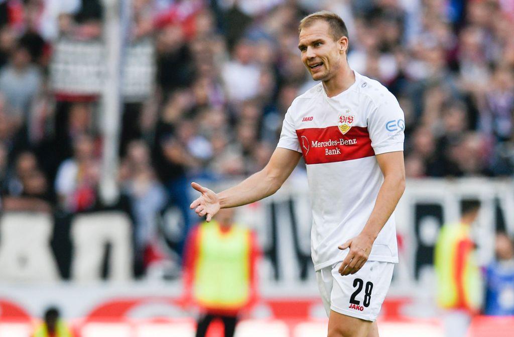 Holger Badstuber will mit dem VfB Stuttgart wieder punkten. Foto: dpa/Tom Weller