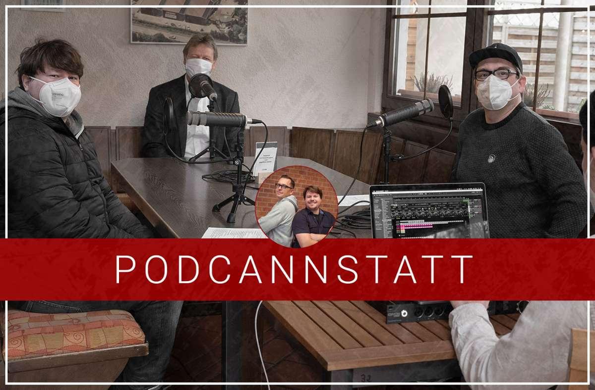 Podcast-Sonderfolge: Der Karriere-Rückblick mit dem VfB-Ehrenspielführer Guido Buchwald ist die 142. Folge unseres VfB-Podcasts. Foto: STZN/privat