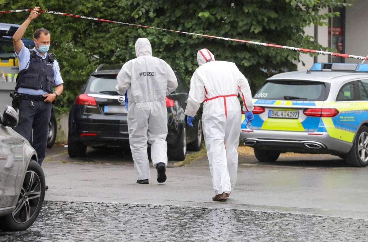 In Bad Schussenried ist ein Mann nach einem Polizeieinsatz gestorben. Foto: dpa/Thomas Warnack