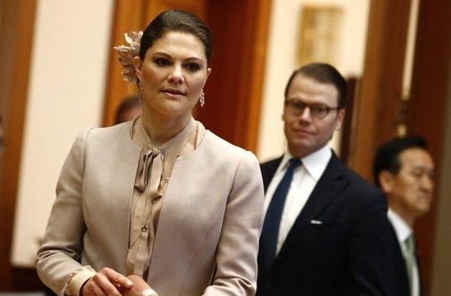 Prinzessin macht Fashion-Fauxpas mehr als wett