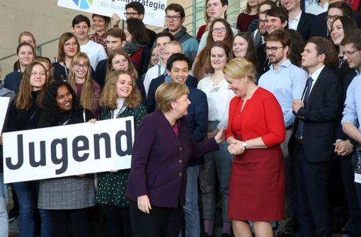 Politik für junge Menschen