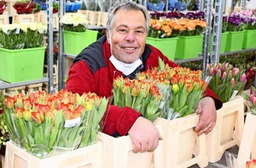 Wie Süddeutschlands größter Blumenhändler tickt
