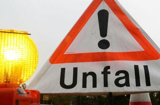 A6 in Fahrtrichtung Heilbronn gesperrt