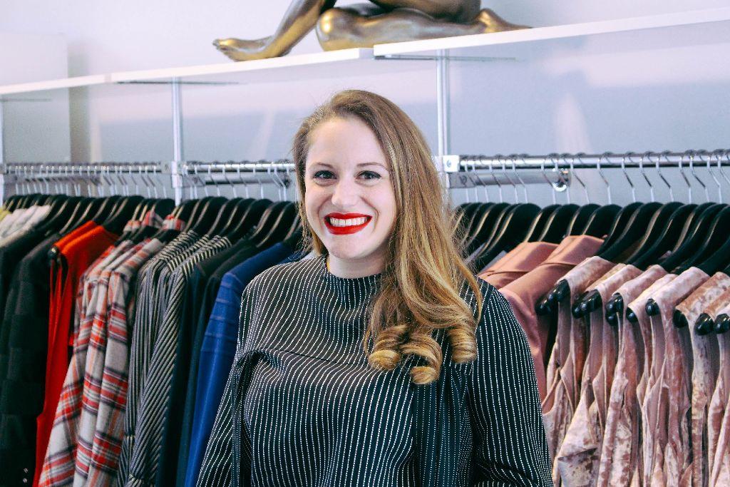 Das Motto der jungen Designerin: Crazy, so what? – Valerie Prinz macht Mode für mutige Frauen.  Foto: Alla Lukashova