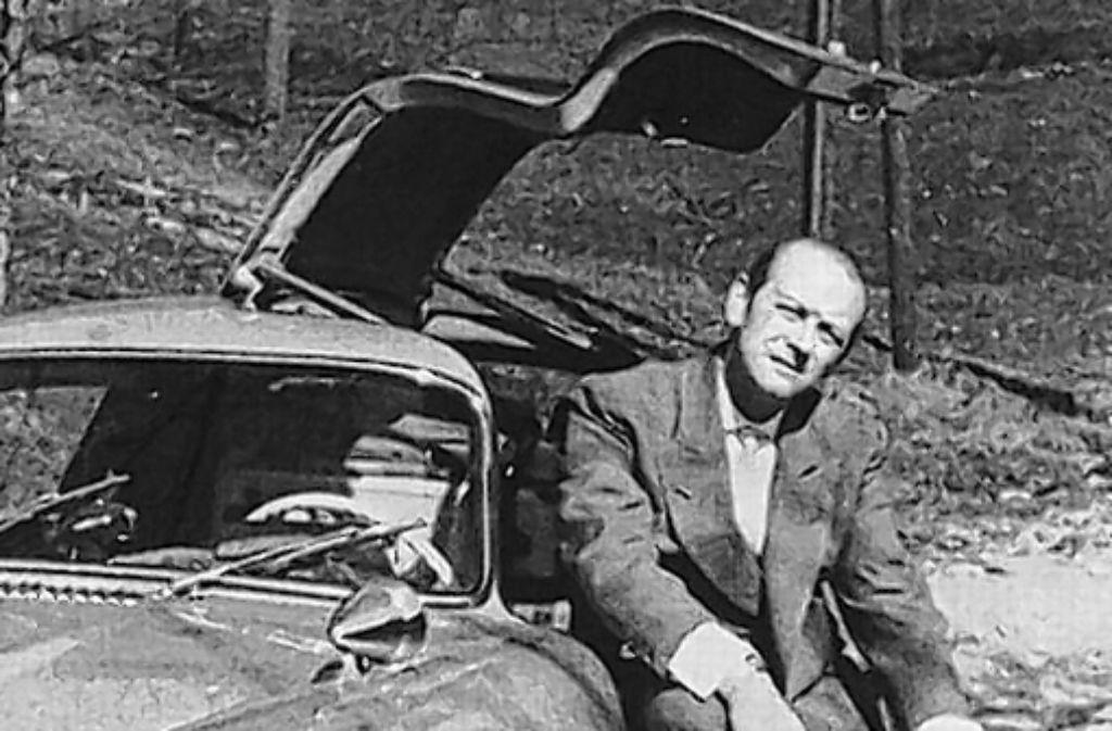Stohrer im Jahr 1958 Foto: aus dem besprochenen Band