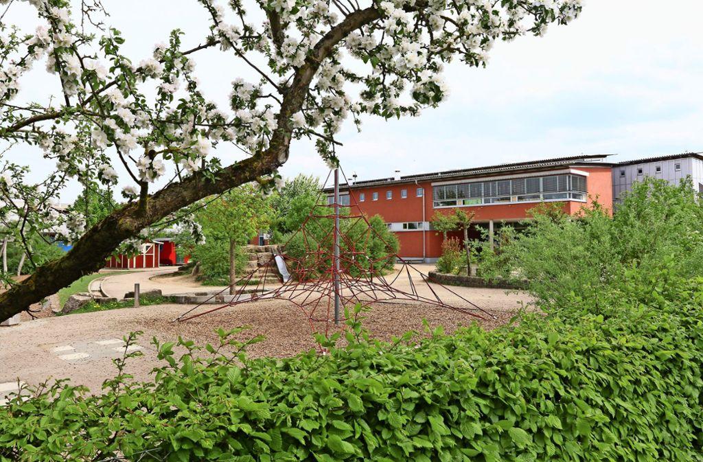 In der Grundschule Friolzheim soll die Betreuung neu organisiert werden. Foto: Andreas Gorr