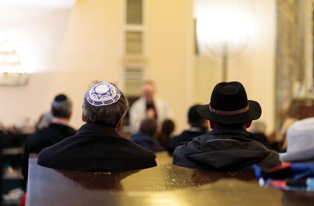 Nach der Bestätigung des bisherigen Entscheidunggremiums könnte wieder Ruhe einziehen bei der jüdischen Gemeinde Württemberg. Foto: Lichtgut/Verena Ecker