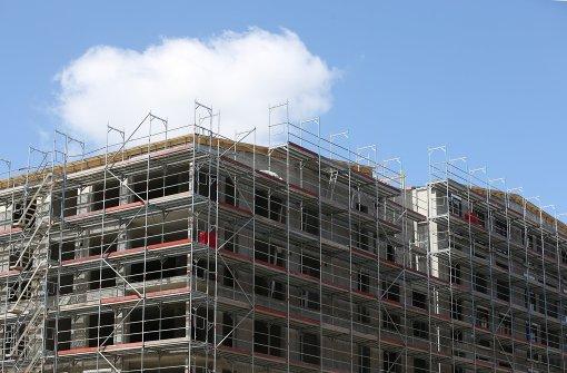 Mehr Fördermittel für Wohnungsbau
