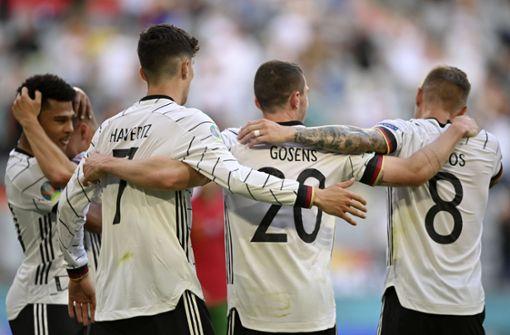 So erreicht Deutschland das Achtelfinale bei der EM 2021