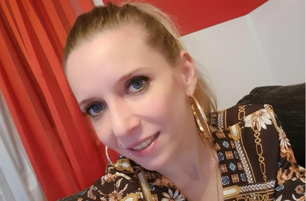 Rosaria Bivona bleibt trotz ihrer Mukoviszidose-Erkrankung positiv. Foto: privat
