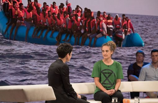 Kapitänin  würde wieder mit Schiff Flüchtlinge retten