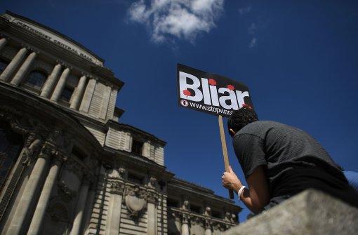 Kommission: Britische Entscheidung für Irak-Krieg war voreilig