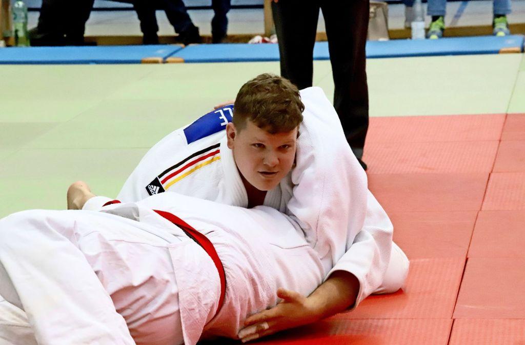 Sven Heinle will sich für die Olympischen Spiele in Japan qualifizieren. Foto: Patricia Sigerist