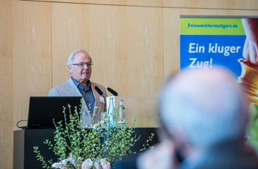 Zeeb soll Freie Wähler zum Erfolg führen