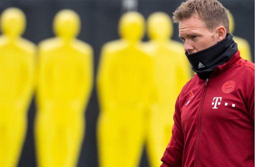 Bayern-Trainer positiv auf Corona getestet