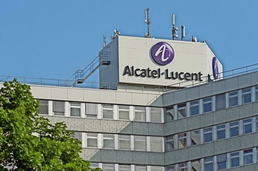 Wieder einmal ein neues Firmenlogo für Alcatel-Lucent
