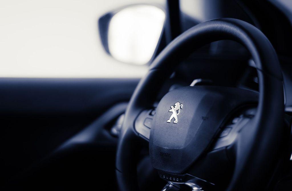 Unbekannte haben einen Peugeot in Stuttgart-Mitte gestohlen. (Symbolbild) Foto: Shutterstock/rmcarvalhobsb