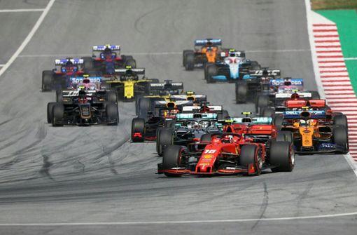 Newsblog:  Formel 1 kann in Spielberg starten