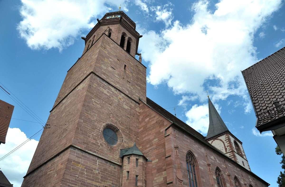 Diskussion in der Weil der Städter St. Peter und Paul-Kirche. Foto: Archiv/Thomas Bischof