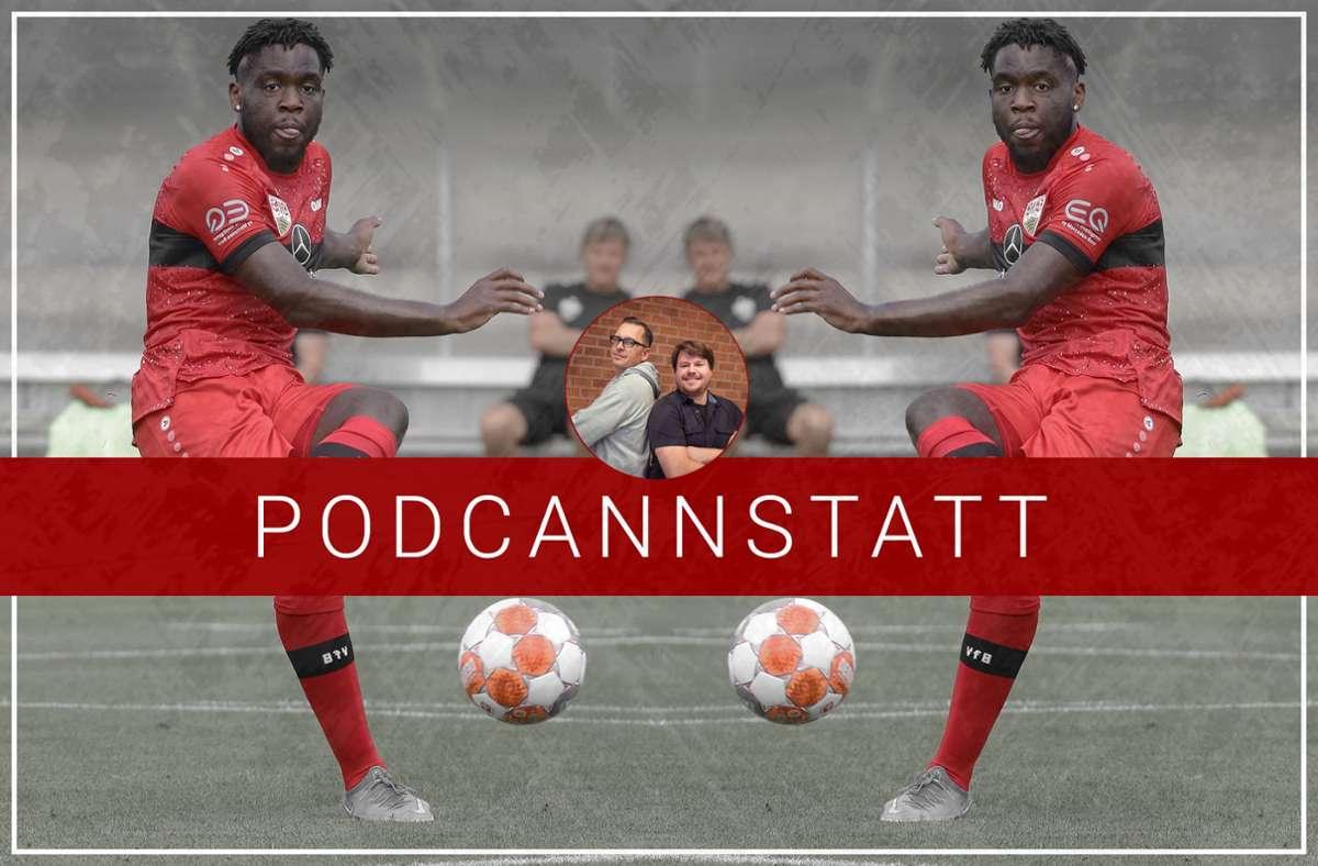 Podcast on VfB Stuttgart: Is Orel Mangala an X Issue?  – VfB Stuttgart