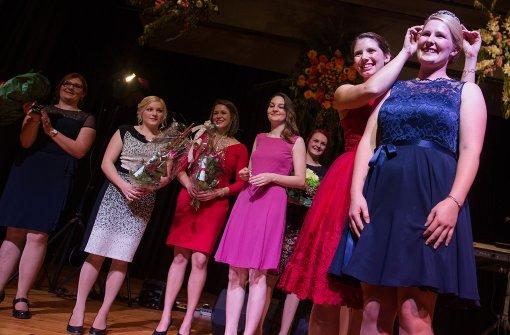 24-jährige Andrea Ritz schnappt sich die Krone