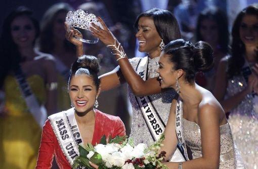 Nana Meriwether rückt auf zur Miss USA