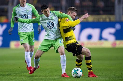 BVB torlos gegen Wolfsburg