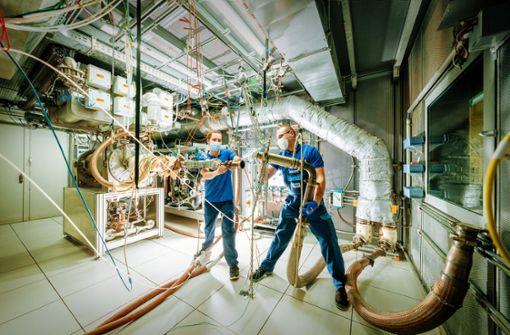 Zulieferer  eröffnet Prüfzentrum für Wasserstoff