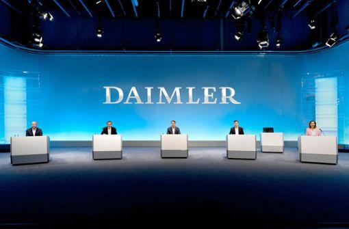 Daimler verschärft das Sparprogramm