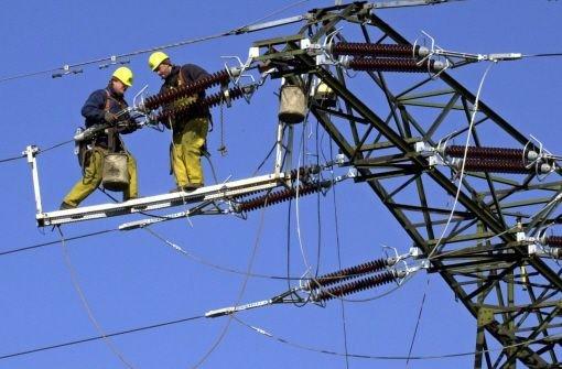 Über 800 Haushalte über Mittag ohne Strom