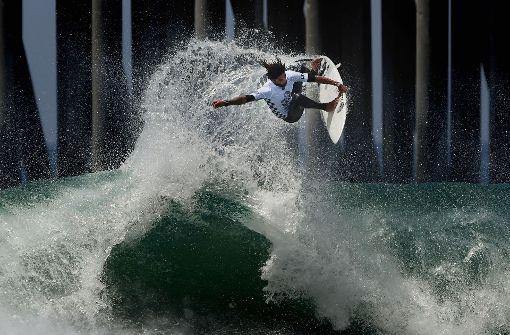 So geht es bei den US Open of Surfing zu