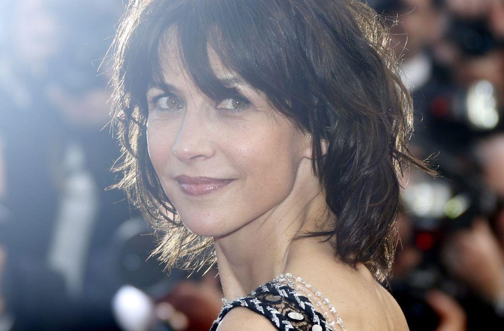Schauspielerin Sophie Marceau wird 50 Jahre alt. Foto: EPA FILE