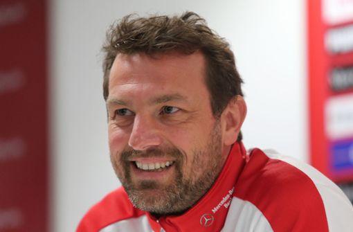 Markus Weinzierls neuer Glücksbringer
