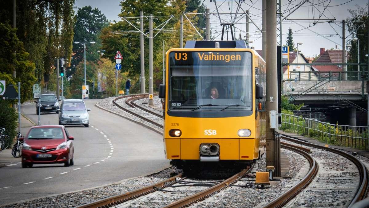 Stadtbahnverkehr soll endlich leiser werden