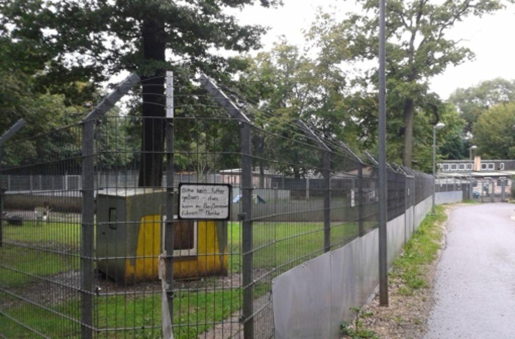Beißereien gibt es nicht nur in den Zwinger, sondern auch im Vorstand des Göppinger Tierschutzvereins. Foto: StZ