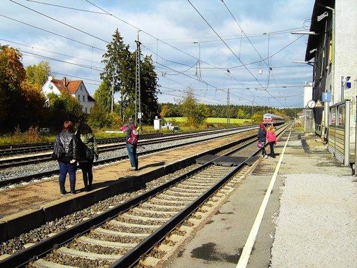 Mängelbericht Eisenbahn