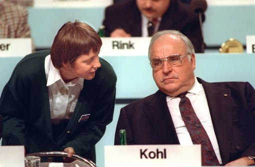 Wie viel Kohl steckt in Merkel?