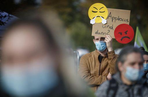 Gewerkschaften rufen zum Streik auf