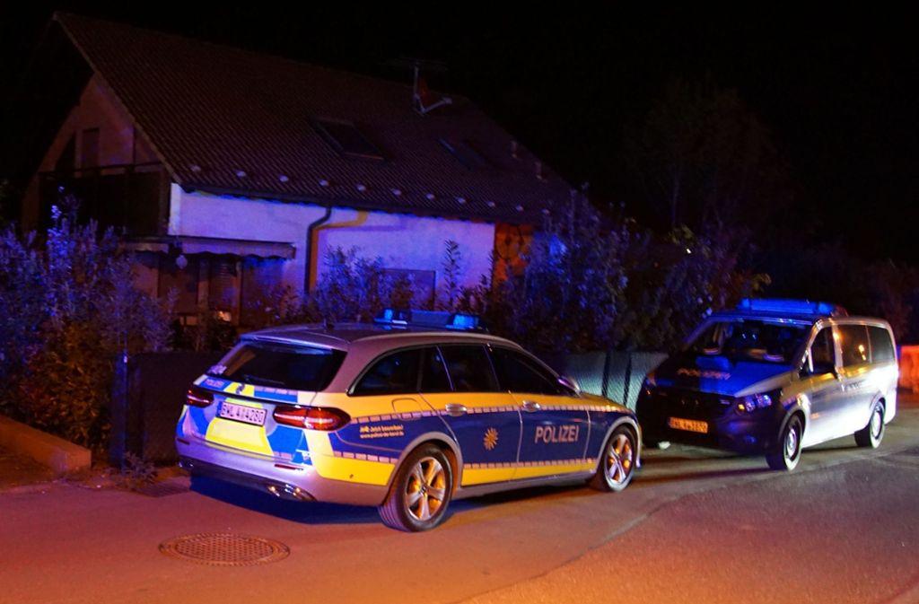 Was ist in der Nacht zum Samstag in Erdmannhausen vorgefallen? Foto: SDMG/SDMG / Hemmann