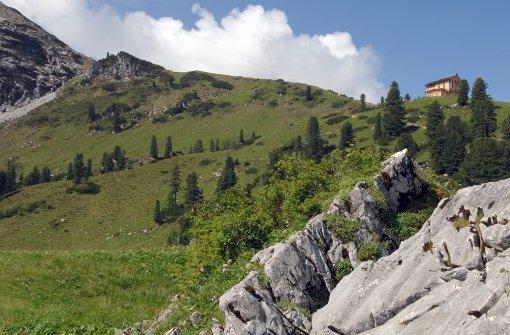 Deutsche stirbt bei Wanderung in den Alpen