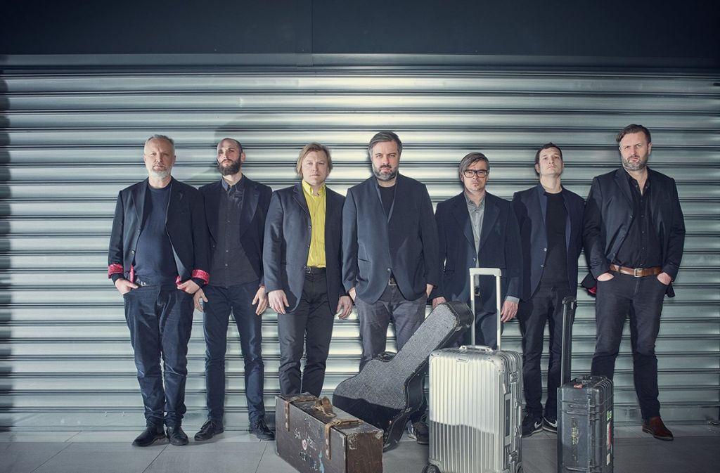 Die Kafka Band Foto: Veranstalter