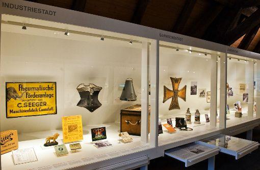 Das Stadtmuseum Bad Cannstatt ist neu gestaltet worden. Foto: Lichtgut - Oliver Willikonsky