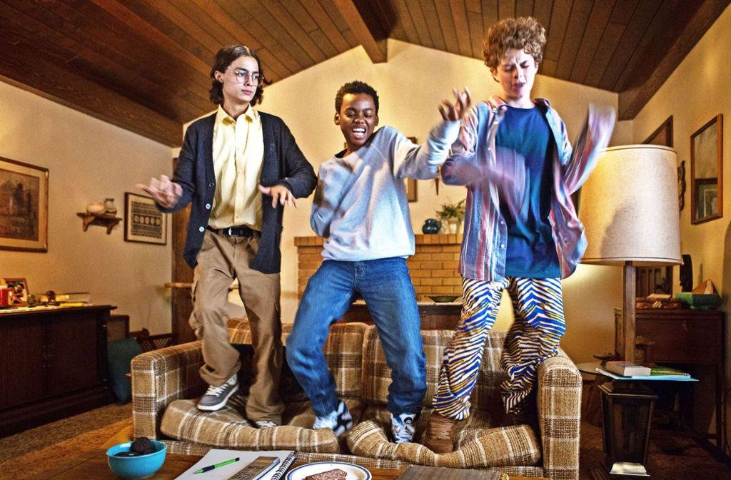 """Teenager in den 1990ern: Erste Szenen aus """"Everything sucks!"""" Foto: Netflix"""
