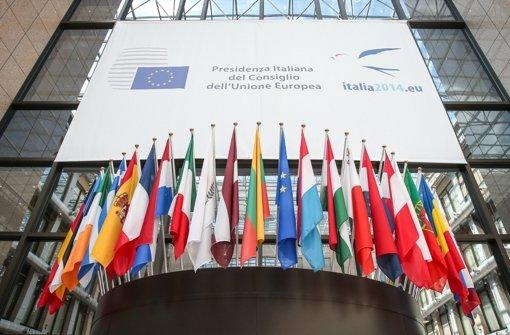 Herausgebeamt aus der Brüsseler Blase