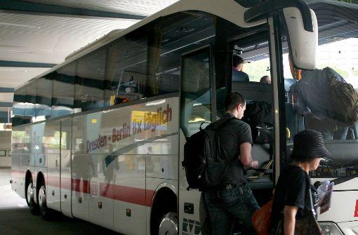 Die Busse fahren ab Montag anders